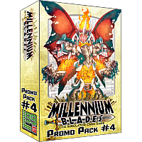 Millennium Blades: Final Bosses