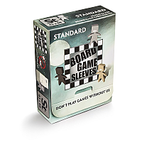 Board Game Sleeves - Non-Glare: STANDARD (63x88mm)