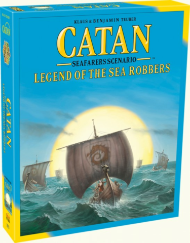 Catan: Legend of the Sea Robbers Expansion_boxshot