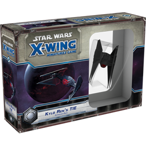 Star Wars: X-Wing Miniatures Game - TIE Silencer_boxshot