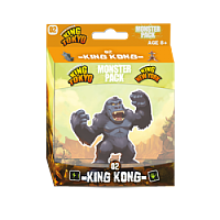 King of Tokyo 2016: Monster Pack – King Kong