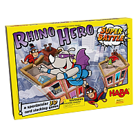 Rhino Hero Super Battle  -Lånebiblioteket-