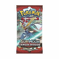 Sun & Moon: Crimson Invasion