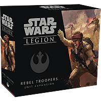 Star Wars: Legion - Rebel Troopers Unit
