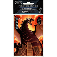 Image Sleeves - 50ct Pack - Destructor