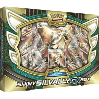Shiny Silvally-GX Box