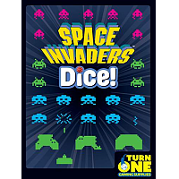 Space Invaders Dice