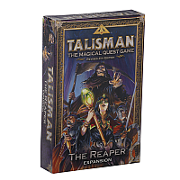 Talisman: The Reaper expansion (Nyutgåva 2019)