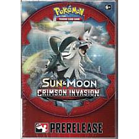 Sun & Moon: Crimson Invasion Prerelease box