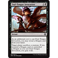 Foul-Tongue Invocation