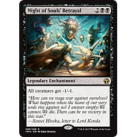 Night of Souls' Betrayal ( Foil )