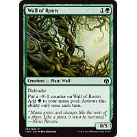 Wall of Roots ( Foil )