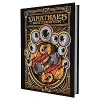 Dungeons & Dragons – Xanathar's Guide to Everything Alternative Art