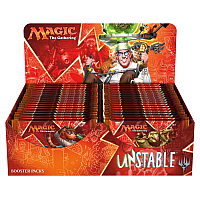 Unstable Display (36 boosters)