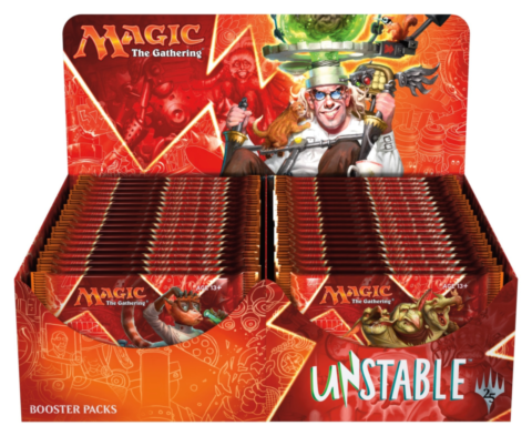 Unstable Display (36 boosters)_boxshot