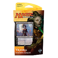 Rivals of Ixalan Planeswalker deck: Vraska Scheming Gorgon