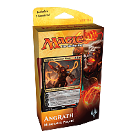 Rivals of Ixalan Planeswalker deck: Angrath Minotaur Pirate