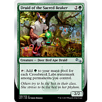 Druid of the Sacred Beaker
