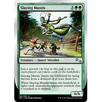 Slaying Mantis