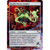 Deadly Poison Sampler