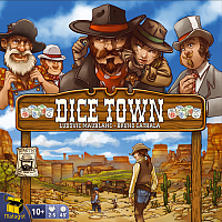 Dice Town (Revised 2018)