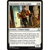 Forerunner of the Legion