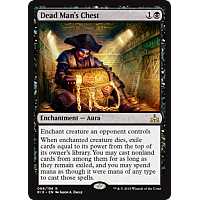 Dead Man's Chest ( Foil ) ( Rivals of Ixalan Prerelease )