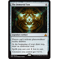 The Immortal Sun ( Foil )