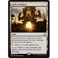 Arch of Orazca