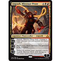 Angrath, Minotaur Pirate (Planeswalker Deck) ( Foil )