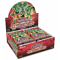Extreme Force Booster Display (24 boosters)
