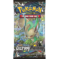 Sun & Moon: Ultra Prism Booster