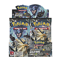 Sun & Moon: Ultra Prism Booster Display (36 boosters)