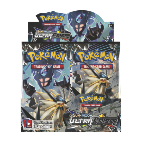 Sun & Moon: Ultra Prism Booster Display (36 boosters)_boxshot