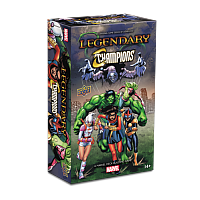 Legendary: A Marvel Deckbuilding Game - Champions