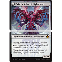 Brisela, Voice of Nightmares