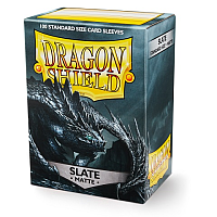 Dragon Shield - Matte Slate (100)