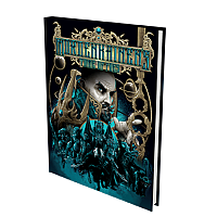 Dungeons & Dragons – Mordenkainen's Tome Of Foes (Alternate cover)
