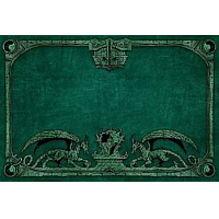 Dragon Shield Playmat - Arcane Dragons (Green)