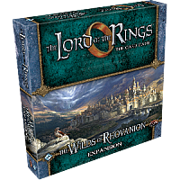 Lord of the Rings: The Card Game: The Wilds Of Rhovanion (Deluxe)
