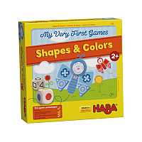 My very first games – Shapes & Colors (Färger & former)