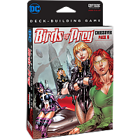 DC Comics Deck Building Game: Birds Of Prey (Crossover Pack 6)