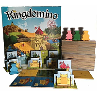 Kingdomino (Giant version) - Lånebiblioteket-