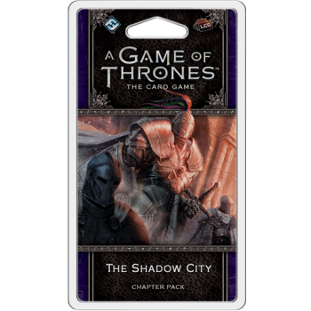 A Game of Thrones LCG 2nd Ed. - Dance of Shadows Cycle#1 The Shadow City_boxshot