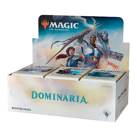 Dominaria booster Display_boxshot