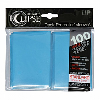 PRO-Matte Eclipse - Sky Blue (100 Sleeves)
