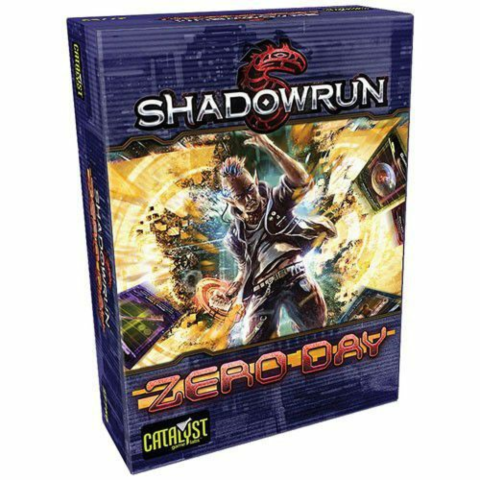 Shadowrun: Zero Day_boxshot