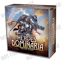 Magic: The Gathering: Heroes of Dominaria Board Game Standard Edition