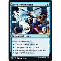 Freed from the Real ( Foil )