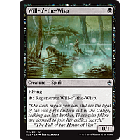 Will-o'-the-Wisp ( Foil )